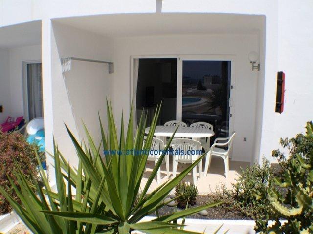 terrace - Los Arcos, Puerto del Carmen, Lanzarote